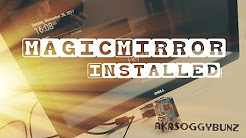 Installing MagicMirror2 on Raspberry Pi 3