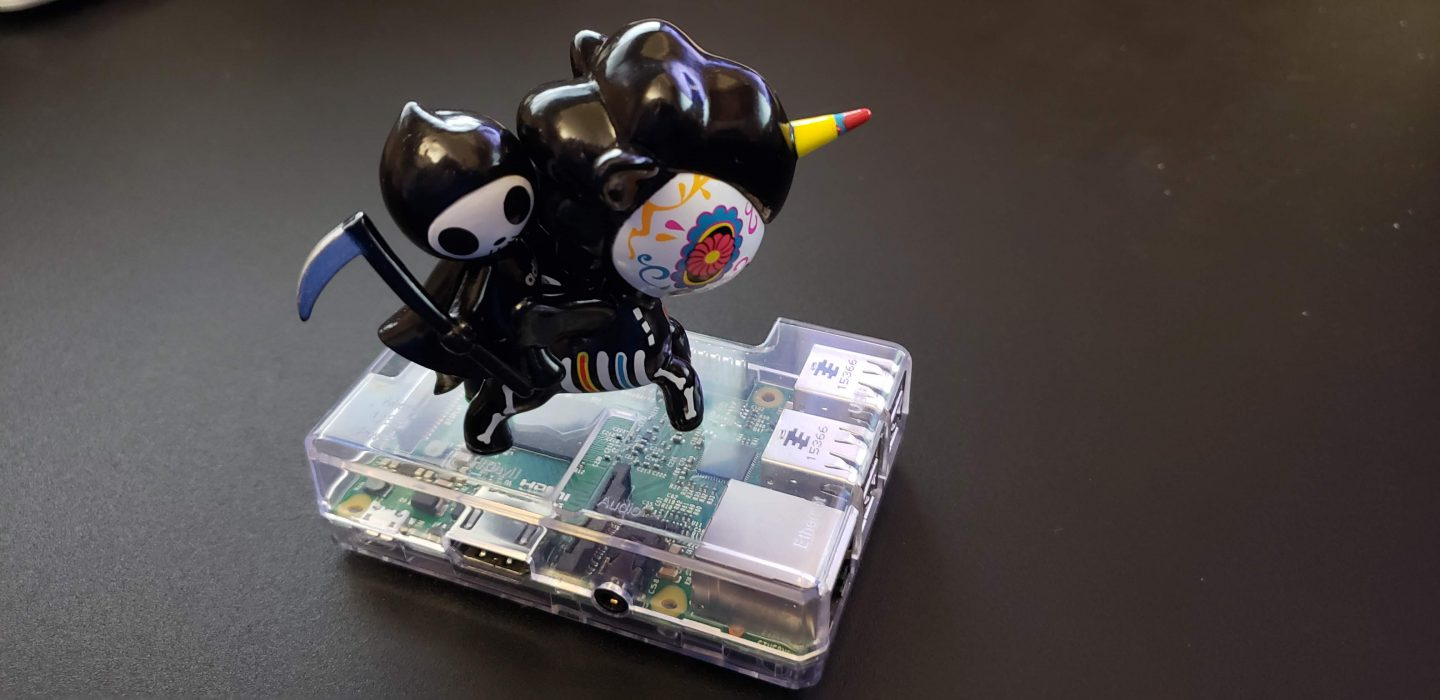 The One Raspberry Pi Project Every Household needs